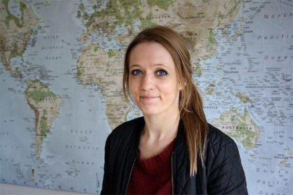 Rikke Okholm fra ABC Lavpris